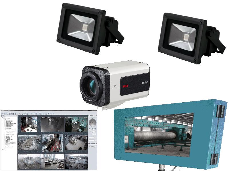 Система машинного зрения КВАНТ-HD10x-WL