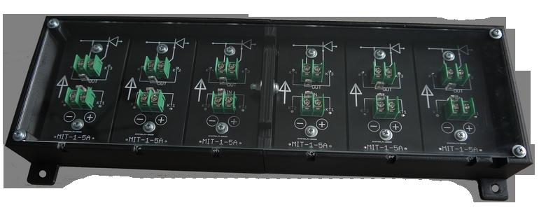 Модуль импульсных трансформаторов