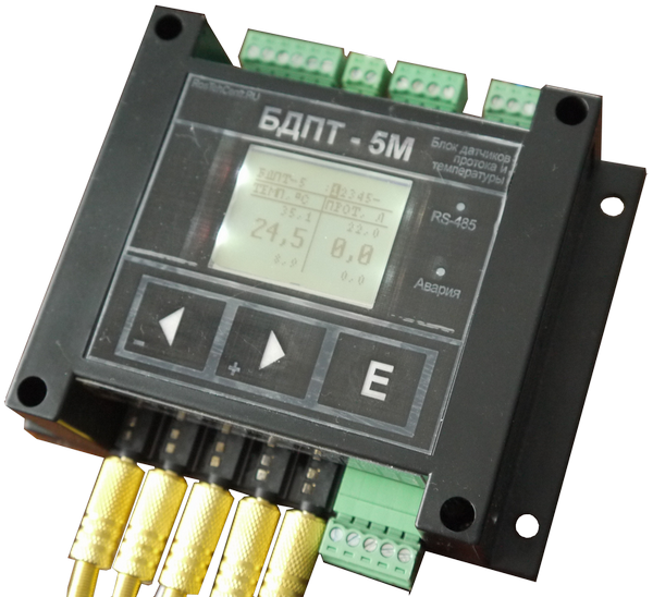 контроллер БДПТ-5М